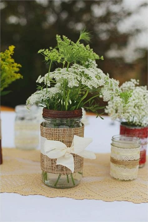 deco table  centres de table floraux