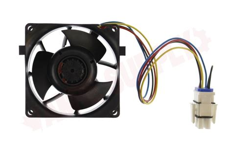 wgf ge refrigerator evaporator fan motor amre supply