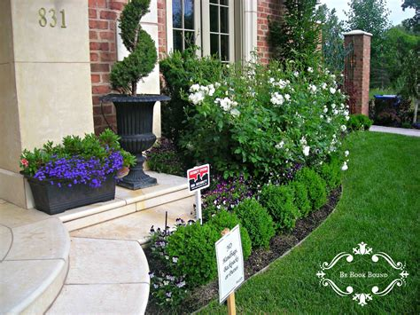 flower bed front yard flower beds front yard home design ideas dokity garden pinterest gardens front yards and