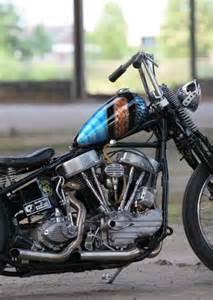 Harley-Davidson 1948 Panhead Bobber