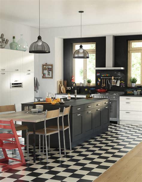 vid駮s de cuisine la cuisine et blanche plus contemporaine que jamais décoration