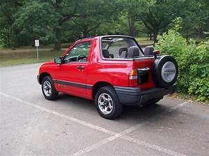 TC99tracker 1999 Chevrolet Tracker Specs, Photos