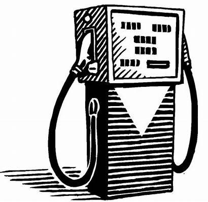 Clipart Gas Pump Fuel Clip Gallon Cliparts