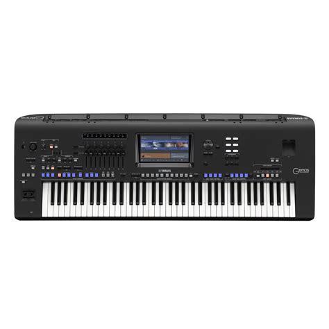 Yamaha Genos Arranger Keyboard At Gear4music