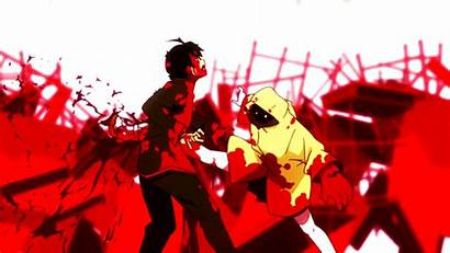 Bakemonogatari Araragi Kanbaru Anime Monogatari Koyomi Gifs
