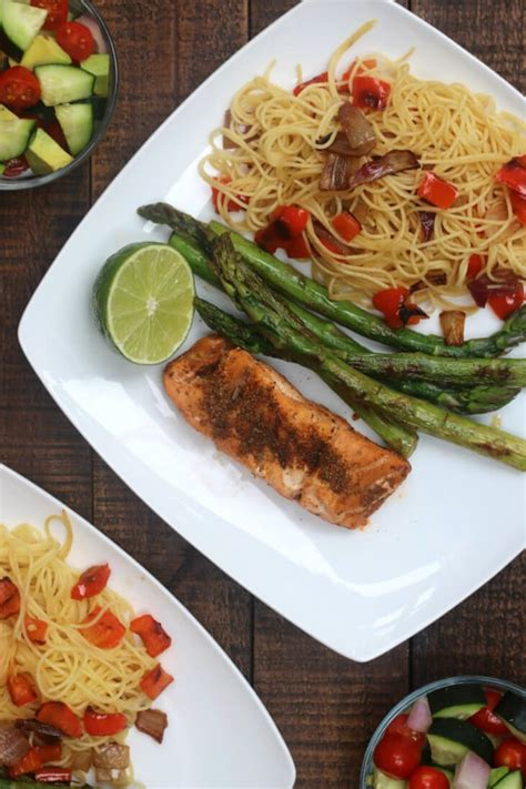 tequila lime grouper grilled recipe vegetables happyandblessedhome chopped salad pan vegetable dish side