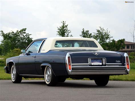 Cadillac Coupe de Ville 1980–84 images (1600x1200)