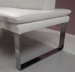 banquette design en cuir softway 120 cm With banquette en cuir design