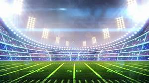 Stadium floodlights flash stock footage