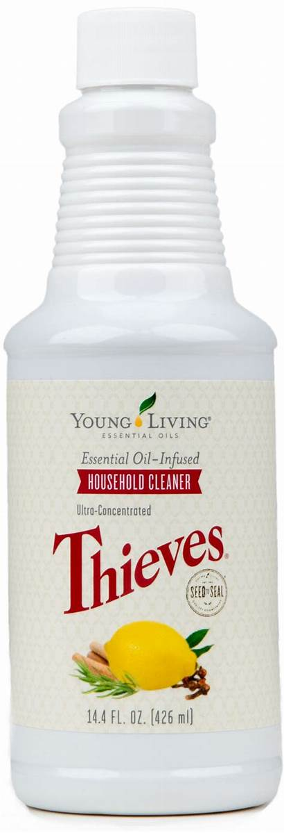 Thieves Cleaner Household Living Young Ingredients Oils