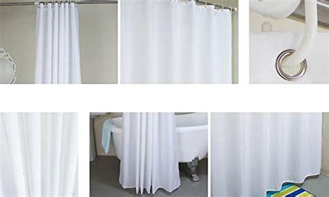 Ufaitheart X Inch Long Shower Curtain Extra Long