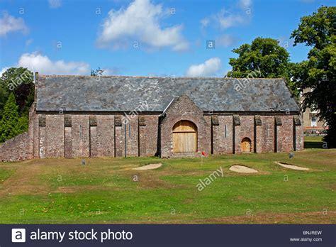 Spanish Barn Torre Abbey Torquay Devon England Used To