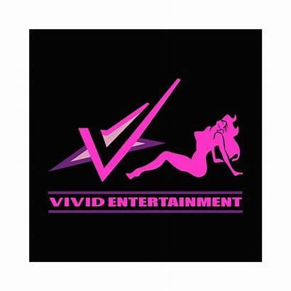 Vivid Entertainment Door Camiseta Negro Noir Tee