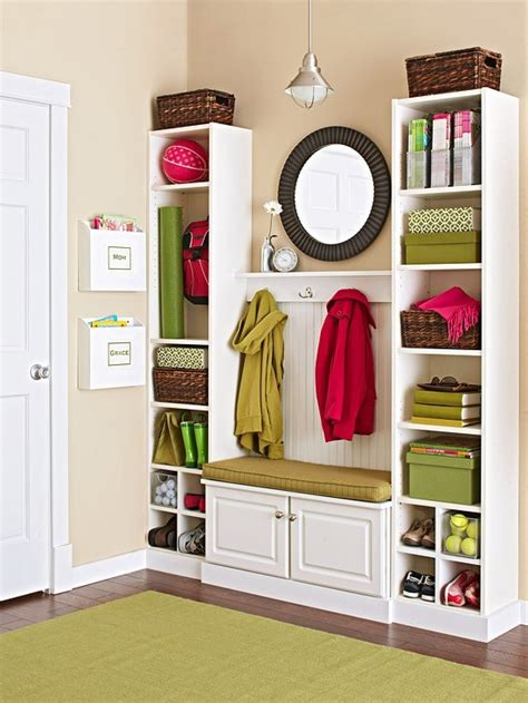 ikea kitchen wall shelves 75 clever hallway storage ideas digsdigs