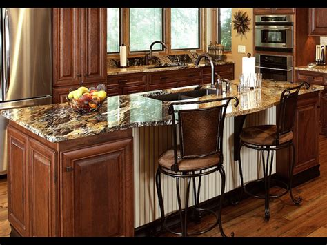 pictures of kitchen cabinets and countertops the cost of granite countertops