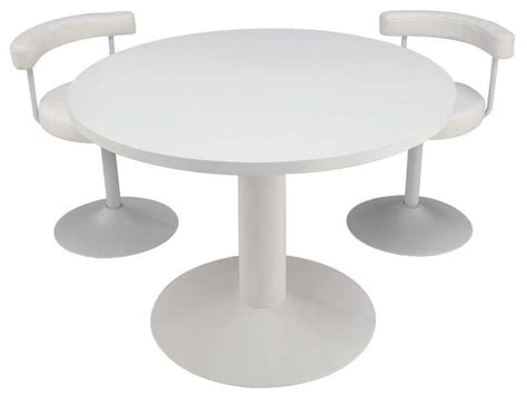 table ronde cuisine conforama table ronde fjord coloris blanc conforama pickture