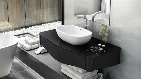 Modern Bathroom Basins South Africa by Barcelona 55 Bathroom Sink Albert Australia