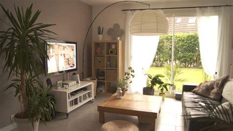 chambre d馗o nature chambre blanche et marron