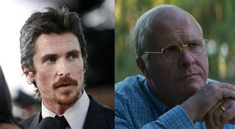Christian Bale Plays Former Cheney Vice You
