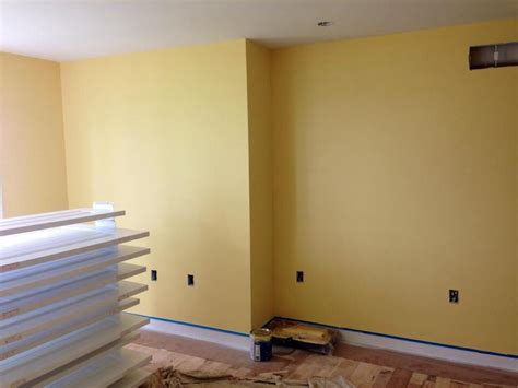 sherwin williams butter up soft yellow for a bedroom