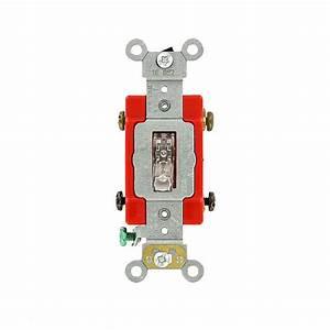 Leviton 30 Amp Industrial Grade Heavy Duty Double