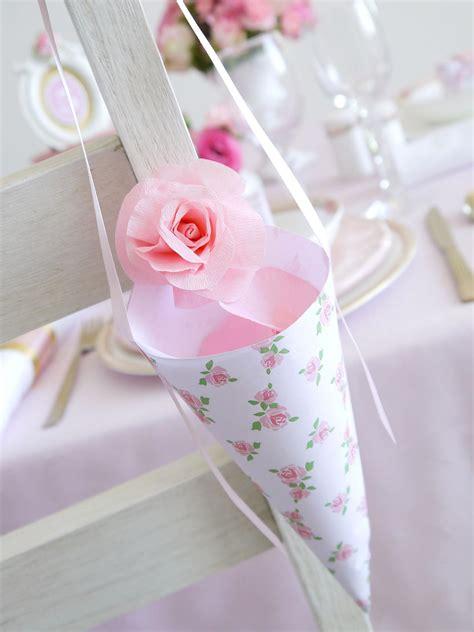 wedding confetti cones hgtv