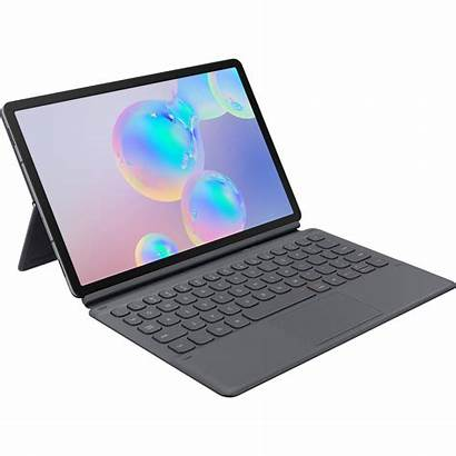 S6 Samsung Tab Galaxy Keyboard Gray Key