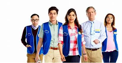 Superstore Cast Usa Jobs Tv Apply Global