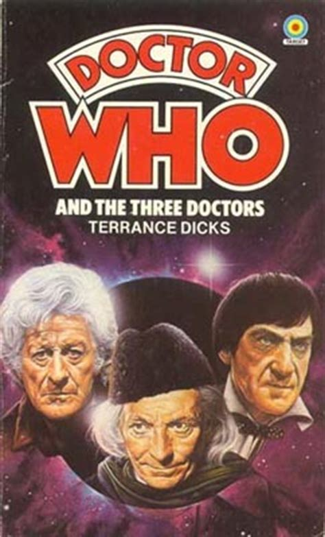 Doctor Who The Three Doctors By Terrance Dicks — Reviews