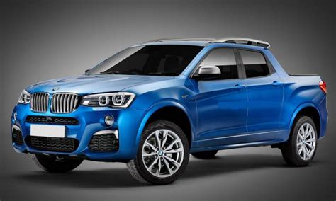 Bmw Pickup Truck 2018 Concept Review, Price  2018 2019
