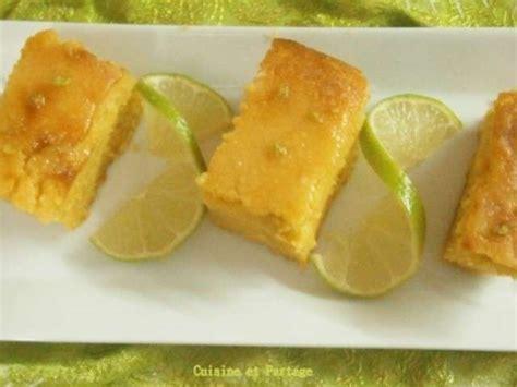 recettes de citron vert et desserts 5