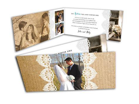 spitzen borduere vintage dankeskarten mit foto