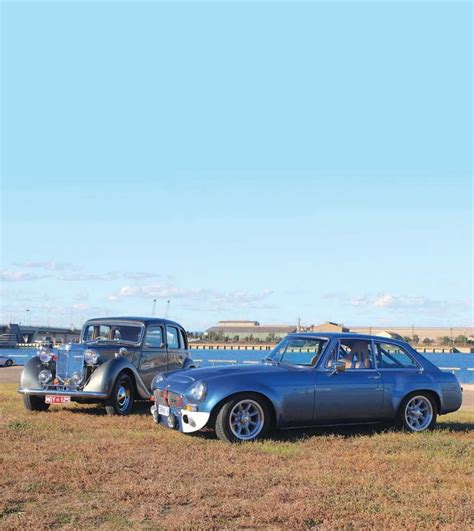 Happy Anniversary Mg Y-type And Mgc