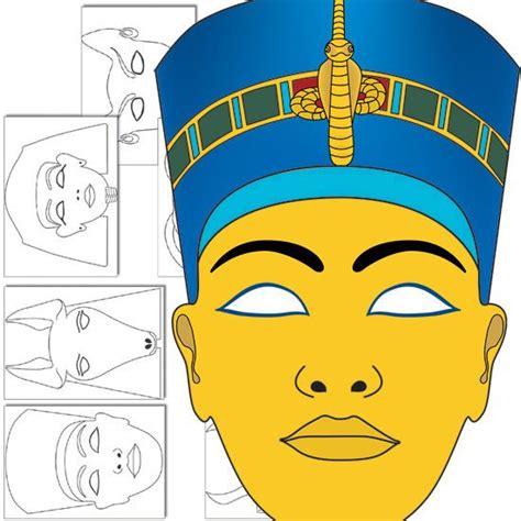 Ancient Mask Template God Masks Templates Ancient