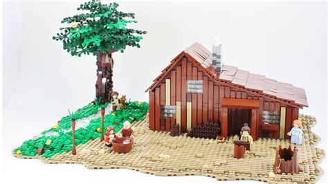 Little House In Legoland Sdpb