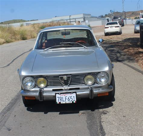 Alfa Romeo Gtv For Sale by Silver 1974 Alfa Romeo Gtv For Sale