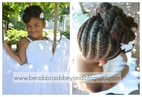 beads braids   easter hairstyles
