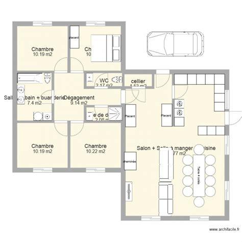 plan maison plain pied 2 chambres gratuit plan de maison phenix gratuit gratuit plan de maison