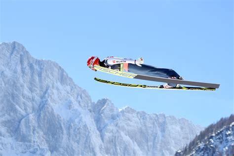 Skispringen ist die große leidenschaft von luis. Diese sechs DSV-Skispringer bestreiten die Skiflug-WM in ...