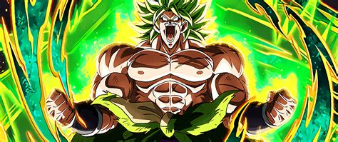 broly legendary super saiyan dragon ball super broly