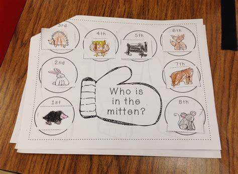 spoonful  learning  mitten mlk freebies
