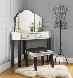 Makeup, Vanity, Tables, To, Organize, Your, Makeup, Collection