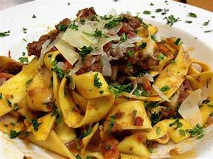 Lamb Ragout over Pappardelle Pasta The Brown Lounge