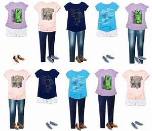 Minecraft Clothes For Girls Boys