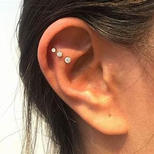 Ear Piercings  A Guide To Every Different Type Of Piercing