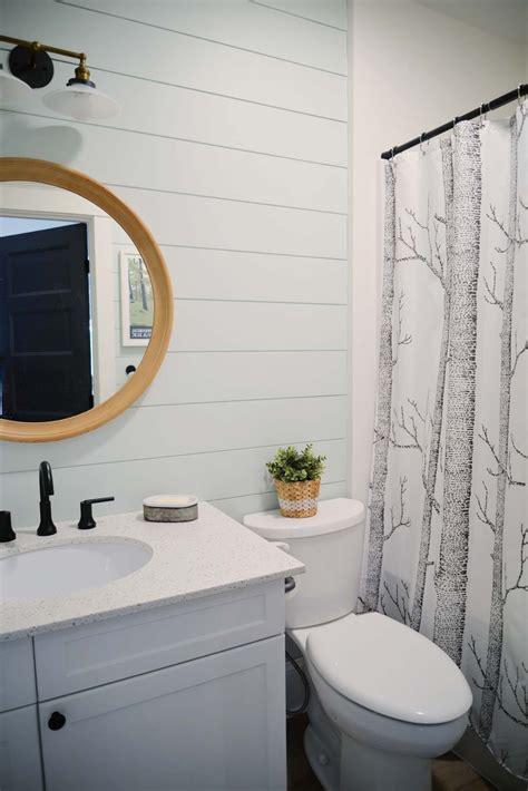 cottage bathroom redone rambling renovators