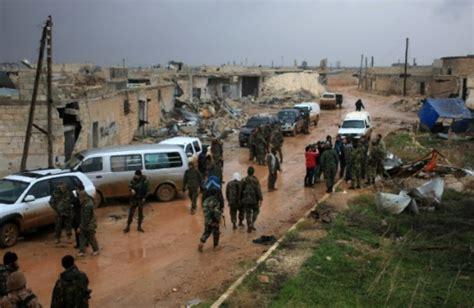 siege bfmtv le siège d 39 alep par l 39 armée syrienne affaiblit le c