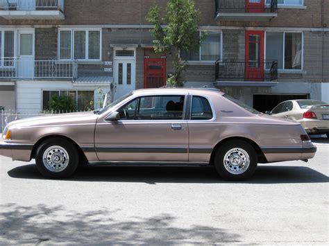 1986 Ford Thunderbird by Foxbird 1986 Ford Thunderbird Specs Photos Modification