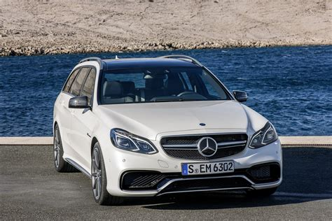 2014 Mercedes E 63 Amg Smodel Review  Top Speed