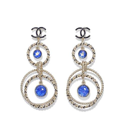 earrings costume jewelry chanel